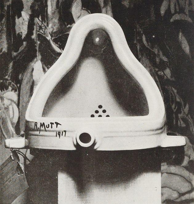 Dadaísmo-Marcel Duchamp
