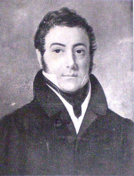 Oléo de José de San Martín