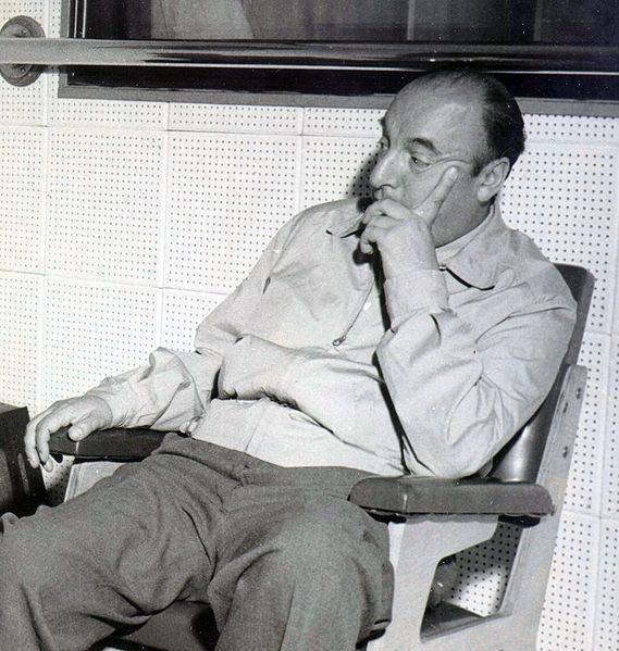 Neruda y Bandeira
