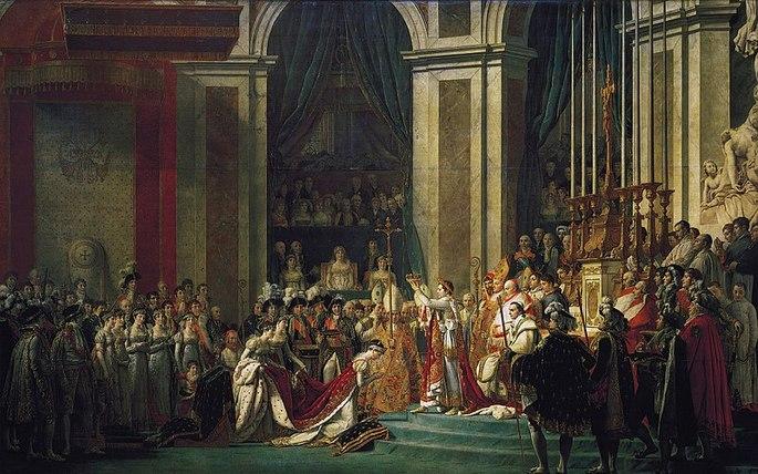 Coronación de Napoleón