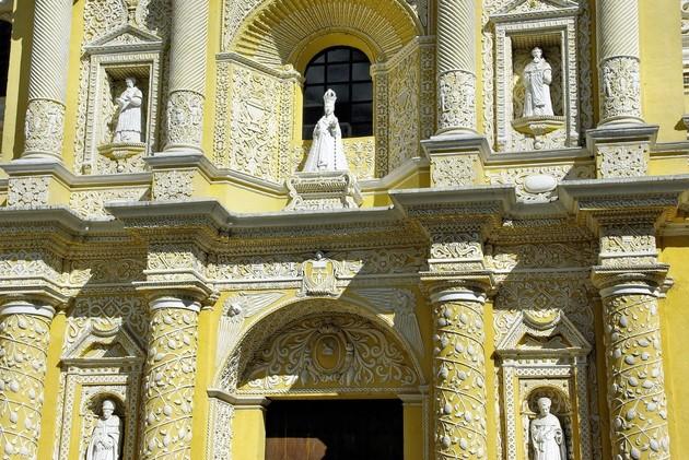 Arquitectura barroca Guatemala