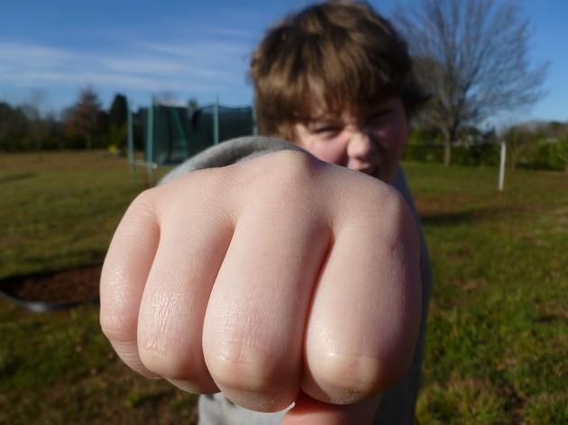 Bullying-golpe
