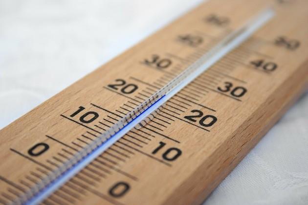 Temperatura termometro