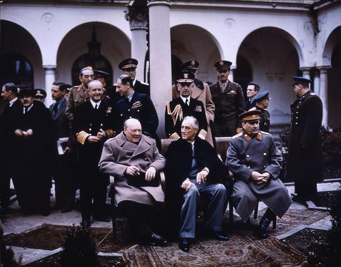 Conferencia de la Yalta