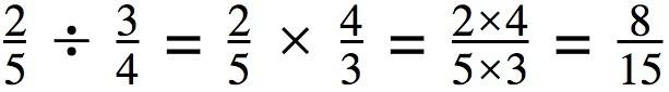 fracciones division