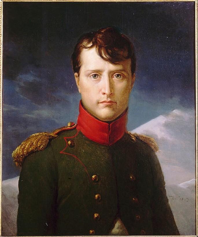 Napoleón, primer Cónsul
