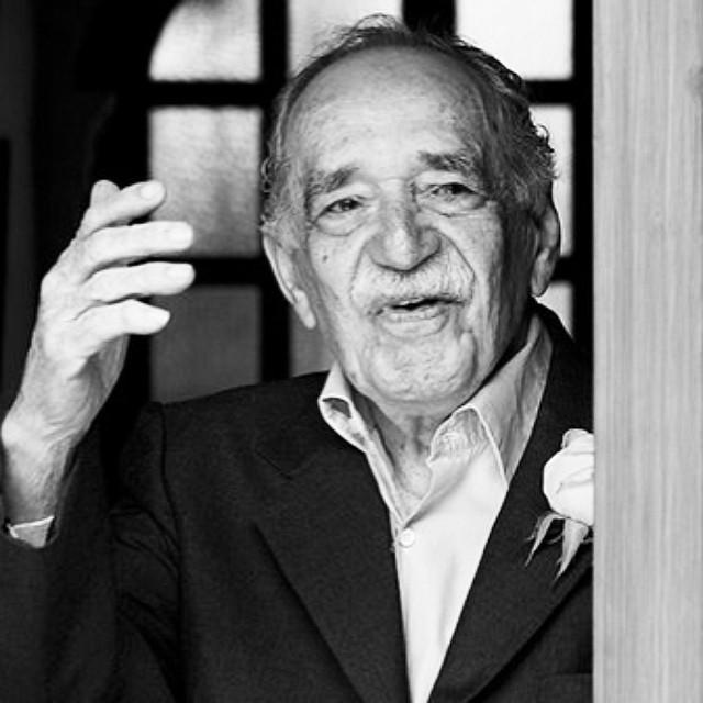Retrato de Gabriel García Márquez