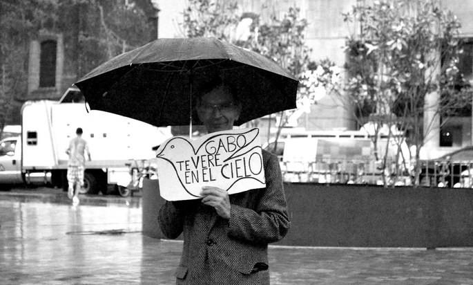 Homenaje a Gabriel García Márquez