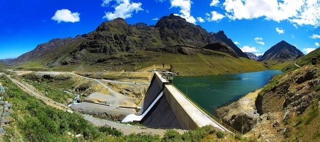 estacion hidroelectrica