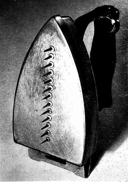 Man Ray- The gift 1921
