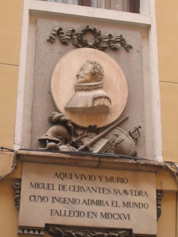 Miguel de Cervantes.3