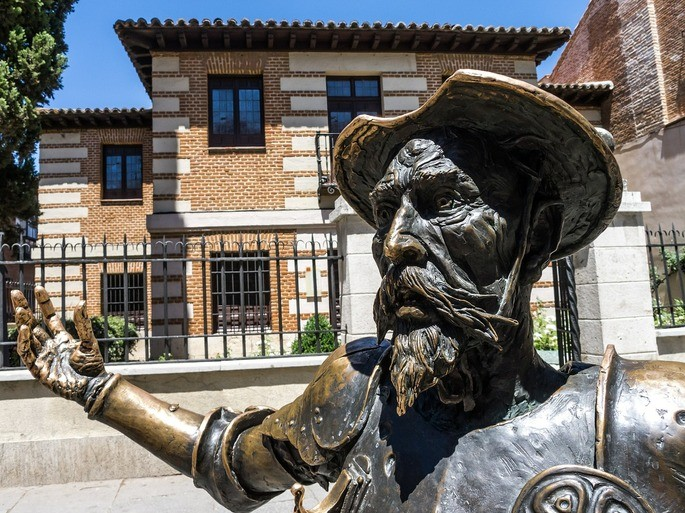 Miguel de Cervantes.4