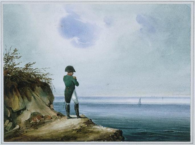 Napoleón Bonaparte en Santa Elena