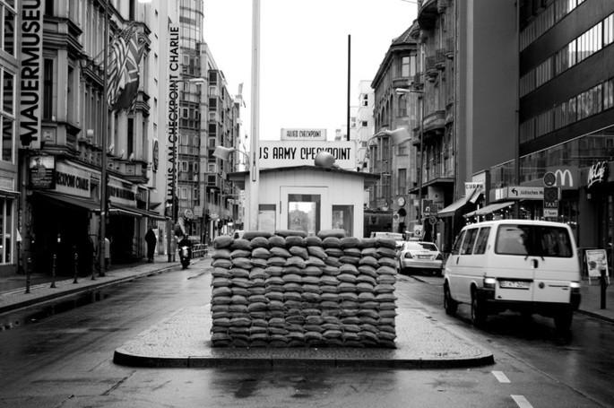 Puesto de Control Checkpoint Charlie