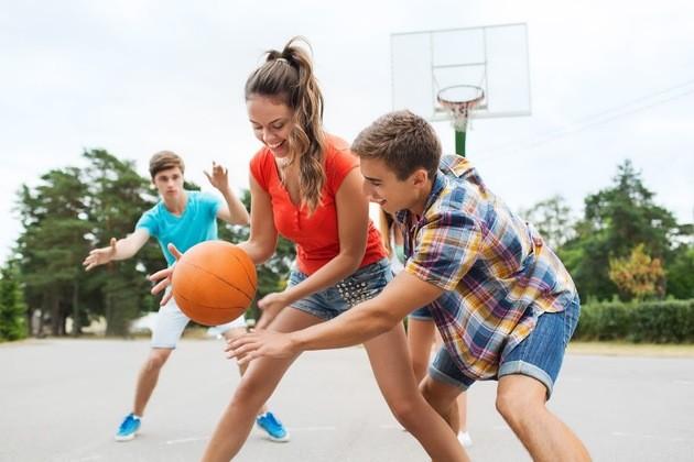 Ejercicio en la adolescencia