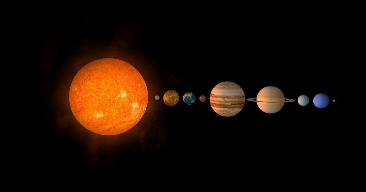 Sistema Solar Qué Es Características Y Planetas Toda Materia