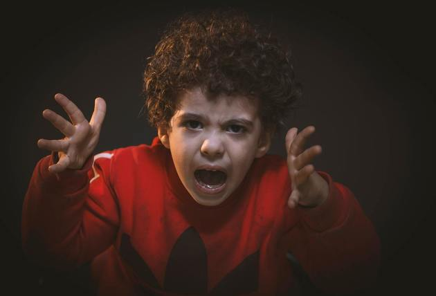 Violencia intrafamiliar-niños