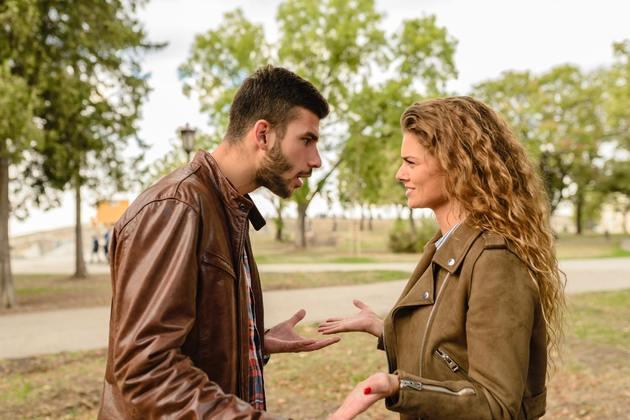 Violencia intrafamiliar-pareja